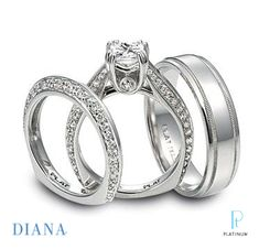 Sometimes, if you get lucky, you find a really special item like Diana Rings from #anconajewelers