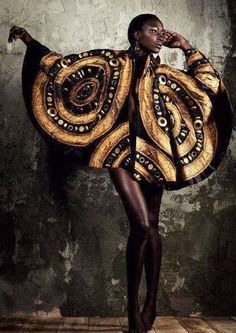 Tribal #Ankara #african fashion