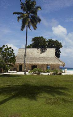 North Island Hotel, Seychelles