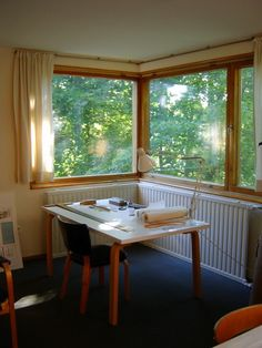 Interior Architecture, Interior And Exterior, Alvar Aalto, Home Decor Styles, Home Office, Kitchen Dining, Small Spaces, Sweet Home, Digital Camera