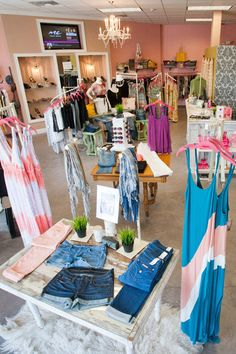 My Boutique Park and Madison was picked as Elle's top 50 boutiques across the United States.  Soooo exciting!!