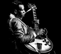 T-Bone Walker (May 28, 1910 – March 16, 1975) was the first bluesman to record with an electric guitar.