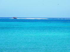 Playa en Mexico - Beach on Mexico blue oceans
