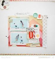 A Project by Marcy Penner from our Scrapbooking Gallery originally submitted 06/04/13 at 01:59 PM