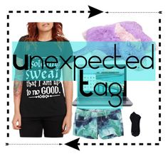"""""""Unexpected Tag"""" by turtle-the-fangirl ❤ liked on Polyvore"""