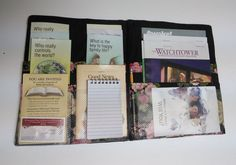 The Orient Magazine Folder and Tract Holder por KingdomCovers
