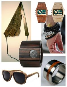 Wood - http://trendcoffee.cc/post/30459311885/acessorios-de-madeira
