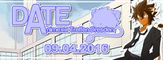 Animexx-Treffen Dresden 2016 - Dresden, Deutschland, 9. April 2016 ~ Anime Nippon~Jin - Kagi Nippon He