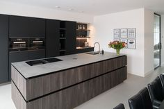 Kitchen Furniture, Kitchen Interior, Outdoor Furniture, Outdoor Decor, Open Plan Kitchen Living Room, Cool Kitchens, Cabinet, Storage, Home Decor