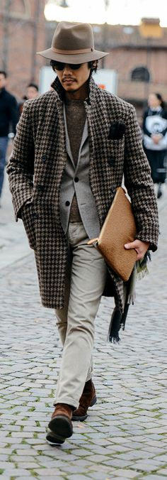 Street Style. Photo by Tommy Ton..