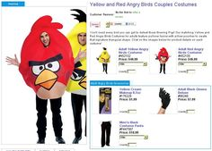 Non-Heteronormative Guy-Guy Costumes at PartyCity (click thru for more)