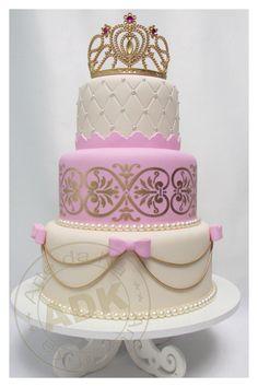 bolo de pasta americana princesa - Pesquisa Google