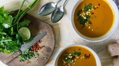 Dáváte přednost krémovým a hustým polévkám? Pak pro vás máme skvělou variantu z populární cizrny, kterou si mnozí z nás zamilovali díky hummusu nebo falafelu. Soup Recipes, Cooking Recipes, Healthy Recipes, Falafel, Soups And Stews, Thai Red Curry, Hummus, Foodies, Treats