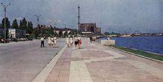 Прогулка по Бульвару, 1970-е годы