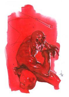 Gabriele Dell'Otto Comic Art