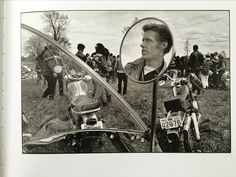 From 'Forty Years' by Danny Lyon.
