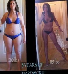 Kenna Shell : I started following The Eat Clean Diet books by Tosca Reno. I made it my mission to lose weight the healthy way by Eating Clean and working out and lost 90 lbs. I started at 210 and I weigh 118-120 now. I created a Facebook Fan page called Goodbye Fat Hello Muscle to inspire others. It now has over 50,000 followers. I love the feeling of being able to help motivate others each day. I am happy to say that I've privately helped over 1000 women lose an average of 40lbs since…