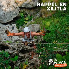 Vive la emoción del rappel en #Xilitla descendiendo 50 mts de altura, ¡Te encantará!   #WeLoveAdventure www.rutaxilitla.com 489.109.6540 WhatsApp: 481.145.1860 Correo electrónico: xilitla@rutahuasteca.com #RutaHuasteca #SLP #Ecoturismo #TurismoDeNaturaleza #VisitMexico #Tours #TodoIncluido
