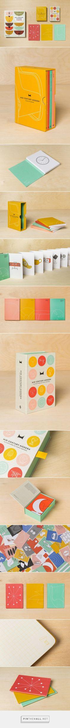 Mid Century Modern Branding by Here Design | Fivestar Branding – Design and Branding Agency & Inspiration Gallery