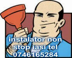 instalator non stop iasi tel 0746165284: instalator non stop iasi