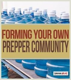 Strength in Numbers: Building a Preparedness Community | How To Make A Group For Emergency Preparedness Tips & Ideas by Survival Life at http://survivallife.com/2015/03/24/building-a-preparedness-community