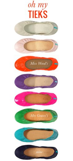 ~Ballerina Flats | The House of Beccaria~