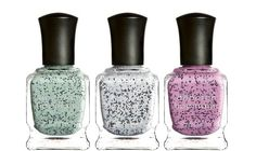 Deborah Lippmanns new ice cream color nail polish looks (almost) good enough to eat!