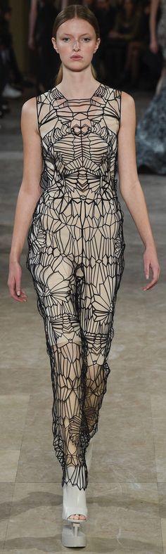 Iris van Herpen, spring 2016 Ready-to-Wear