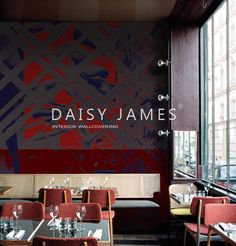 DAISY JAMES wallcover The Five