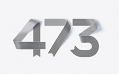 Shanghai Ranking Numerals on Typography Served Typography Served, Cool Typography, Typographic Design, Typography Letters, Inspiration Typographie, Typography Inspiration, Typo Design, Signage Design, Shanghai