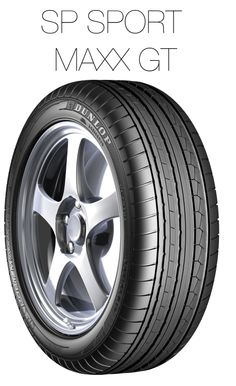 Built directly around Dunlop's innovative Touch Technology®, the SP Sport Maxx GT delivers ultimate handling. Its new asymmetric tread ensures precise steering and excellent stability, both at high speeds and around corners. The tyre also keeps you in control with its outstanding road feedback. So, whether you are on a track or just enjoying yourself on the public roads, you will always get the full excitement of your drive.