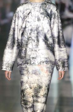 Stampe e patterns dalla London Fashion Week (collezioni donna autunno/inverno 2013/14).  Mary Katrantzou