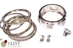 This week, Glint Accessories unveiled its first Winter 2013 Collection, filled with glam and sophisticated jewelry under $100 for the woman with STYLE, INFLUENCE, and CLASS! Check it out at www.GlintAccessories.com