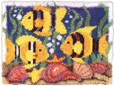 "Latch Hook Kit - Golden Fish (20"" X 27"") Caron https://www.amazon.com/dp/B00114OPDW/ref=cm_sw_r_pi_dp_x_tdWzzbDG5TAEC"