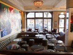 Restaurant Bohemia am Kreuzplatz - Eventlocation in Zürich Zurich, Weekender, Restaurant, Bar, Table, Furniture, Edinburgh, Switzerland, Home Decor