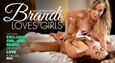 """By: Jack MacNamara, Staff Writer MONTREAL, QUEBEC — From the producers who brought you the mega Lesbian erotica hit """"Lefty"""" and """"Brandi Love Is the Candidate"""" , unleashes its next MUST STOCK! DVD, """"Brandi Loves Girls"""" starring Brandi Love, Abigail Mac, Shyla Jennings, Kate England and"""