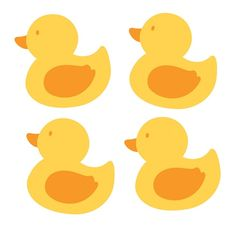 free printable duck clip art so first you ll outline the image rh pinterest com