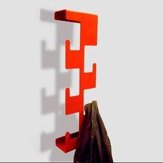 Vertical Coat Rack by THE METAL HOUSE