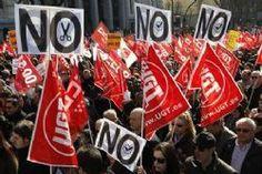 Arrests over 'Pro-Protest' Demonstration in Madrid