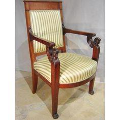 chaise 1799 1800 maison jacob fr res acajou ch teau compi gne r union des mus es nationaux. Black Bedroom Furniture Sets. Home Design Ideas