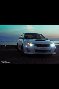 My 2011 Subaru WRX photo shoot.