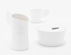 TWOFOLD - porcelain cupset