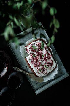 Gluteeniton & (valko)sokeriton mustikkatorttu - At Maria's