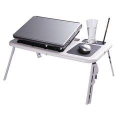 Купить товарПортативный складной столик для ноутбука складной стол ноутбук…