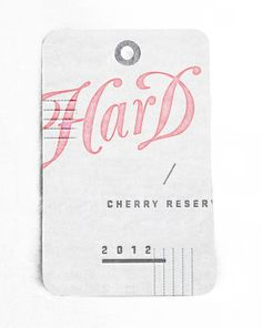 Sauvie's Hard Cherry on Branding Served