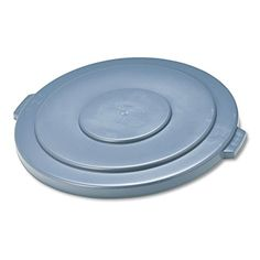 RCP265400GY  Round Flat Top Lid *** More info could be found at the image url.  This link participates in Amazon Service LLC Associates Program, a program designed to let participant earn advertising fees by advertising and linking to Amazon.com.