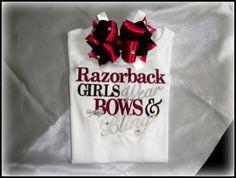 Razorback girls