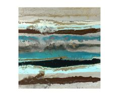 Layers XV from Leftbank Art Art Pieces, Abstract Art, Texture, Wall Art, Artwork, Layers, Pictures, Painting, Vintage