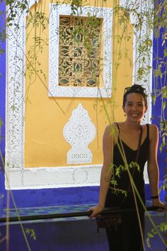 Jardin Majorelle in Marrakech is one of the most beautiful and tranquil spots in the city. Marrakech Morocco, Marrakesh, Botanical Gardens, Most Beautiful, To Go, The Incredibles, In This Moment, Adventure, City