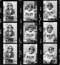 Bob Gruen is one of the most well-known and respected photographers in Rock and Roll. Shop Rock and Roll photos for sale at Morrison Hotel Gallery today! John Lennon, Rock And Roll, Photo To Art, Photo Wall Art, Morrison Hotel, Contact Sheet, Iconic Photos, Portraits, Cultura Pop